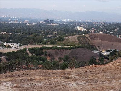 Calabasas Residential Lots & Land For Sale: Schumacher