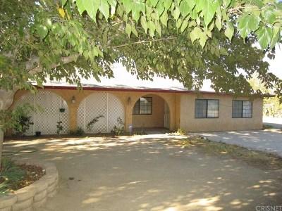 Lancaster Single Family Home For Sale: 3535 East Avenue H4