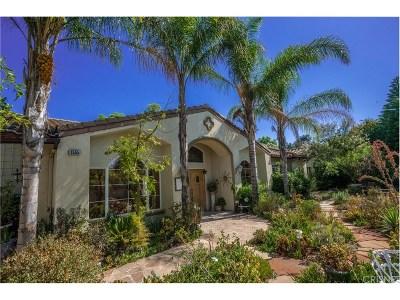 Thousand Oaks Single Family Home For Sale: 1555 East Hillcrest Drive