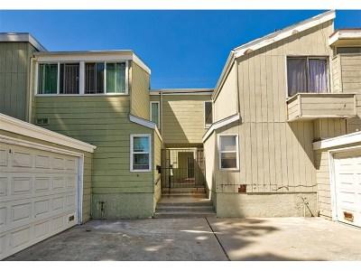 Condo/Townhouse For Sale: 5439 South La Cienega Boulevard