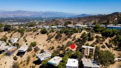 Sherman Oaks Residential Lots & Land For Sale: 3642 Oakfield Drive