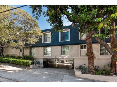 Los Angeles County Condo/Townhouse For Sale: 976 Larrabee #129