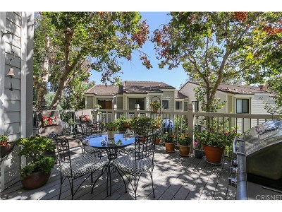 Westlake Village Condo/Townhouse For Sale: 1152 South Westlake Boulevard #C