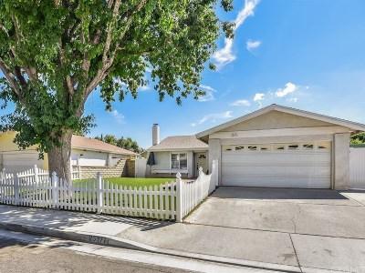 Valencia Single Family Home For Sale: 25377 Via Palacio