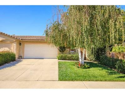 Valencia Single Family Home For Sale: 25655 Alicante Drive