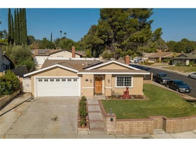 Valencia Single Family Home For Sale: 27599 Elder View Drive