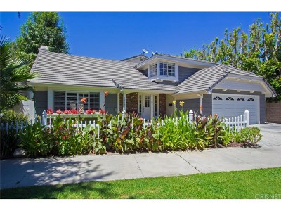 Single Family Home For Sale: 15467 Lemay Street