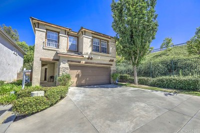 Simi Valley Single Family Home For Sale: 630 Hooper Avenue