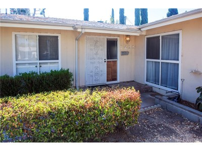 West Hills Single Family Home Sold: 7422 Royer Avenue