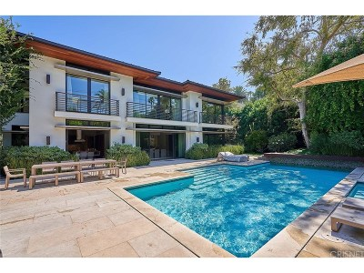 Beverly Hills Single Family Home For Sale: 1303 Park Way