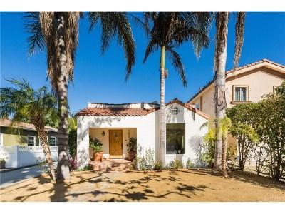 Single Family Home For Sale: 4630 Norwich Avenue