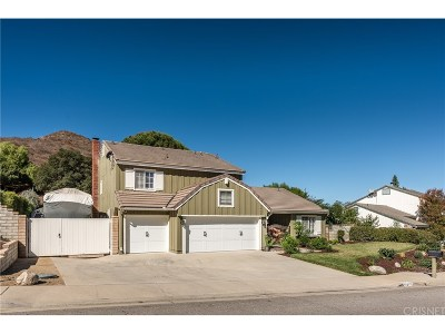 Simi Valley Single Family Home For Sale: 1806 Sunnydale Avenue
