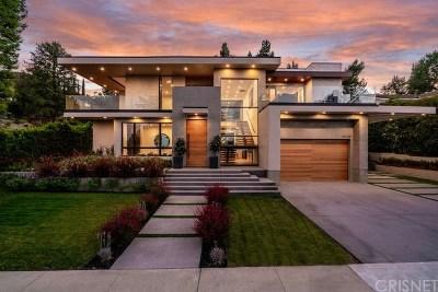 Encino Single Family Home Sold: 16102 Sandy Lane