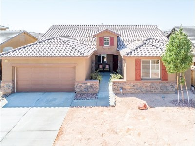 Rosamond Single Family Home For Sale: 3428 Stetson Avenue