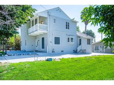Sylmar Single Family Home For Sale: 11218 Osborne Street