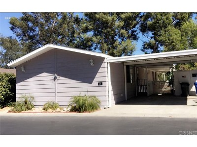 Calabasas Single Family Home Sold: 23777 Mulholland Hwy