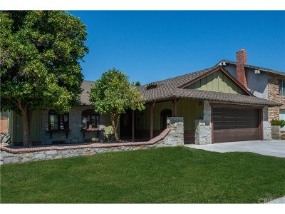 Canyon Country Single Family Home For Sale: 20427 Delight Street