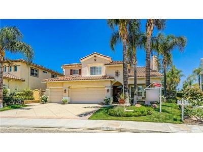 Valencia Single Family Home For Sale: 27230 Trinidad Court