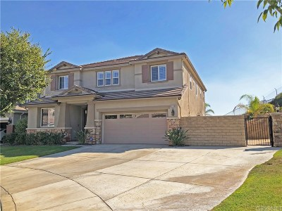 Saugus Single Family Home For Sale: 22238 Evening Star Court