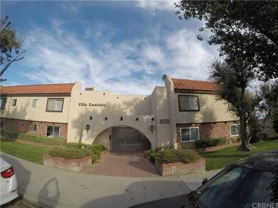 Castaic Condo/Townhouse For Sale: 31732 Ridge Route Road #102