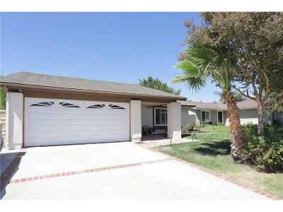 Valencia Single Family Home For Sale: 27449 Cherry Creek Drive