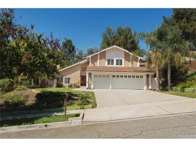 Oak Park Single Family Home For Sale: 6639 Buttonwood Avenue
