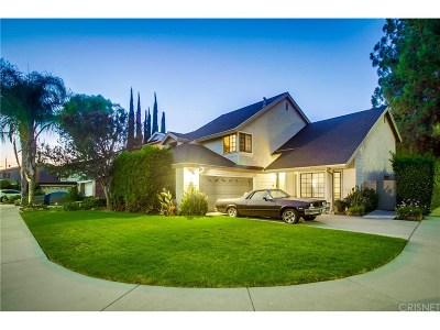 Canoga Park Single Family Home For Sale: 22341 Lull Street