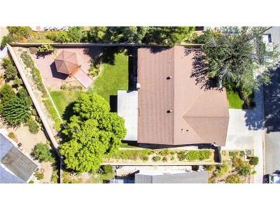Valencia Single Family Home For Sale: 23141 Frisca Drive