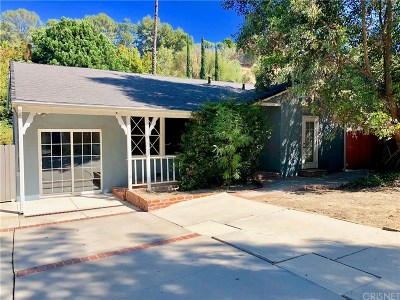 Woodland Hills Single Family Home For Sale: 5278 Tendilla Avenue