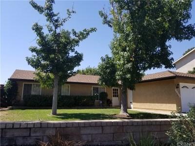 Valencia Single Family Home For Sale: 22914 Posada Drive