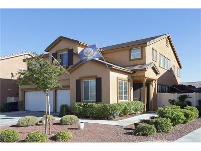 Lancaster Single Family Home For Sale: 3212 West Avenue J7
