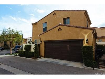 Porter Ranch Single Family Home For Sale: 20261 Pienza Lane