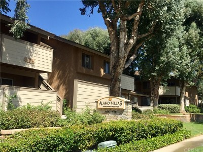 Simi Valley Condo/Townhouse For Sale: 4569 Alamo Street #G