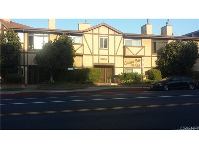 Encino Condo/Townhouse For Sale: 5500 Lindley Avenue #208