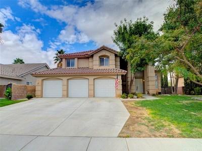Lancaster Single Family Home For Sale: 44341 Westridge Drive