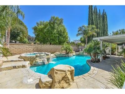 Valencia Single Family Home For Sale: 27726 Cherry Creek Drive