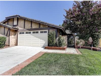 Valencia Single Family Home For Sale: 25808 El Gato Place