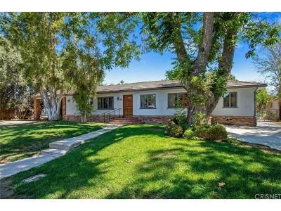 Canoga Park Single Family Home For Sale: 8530 Variel Avenue