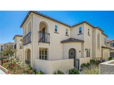 Los Angeles County Condo/Townhouse For Sale: 23938 Calle Del Sol Drive