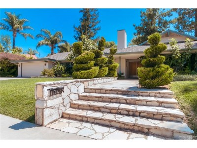 Chatsworth Single Family Home For Sale: 10442 Oso Avenue