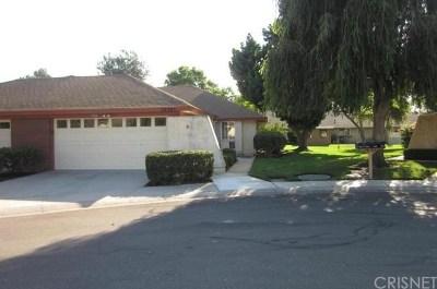 Camarillo Condo/Townhouse For Sale: 28207 Village 28