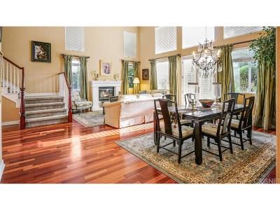 Valencia Single Family Home For Sale: 29217 Las Terreno Lane