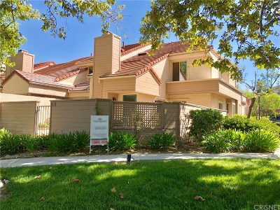 Westlake Village Condo/Townhouse For Sale: 789 Via Colinas