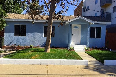 San Fernando Single Family Home For Sale: 1427 Celis Street