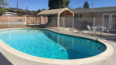 Canyon Country Single Family Home For Sale: 19319 Delight Street