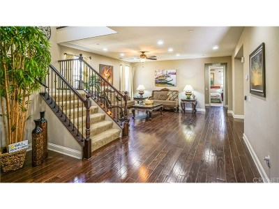 Saugus Single Family Home For Sale: 19229 Bension Drive