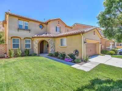 Saugus Single Family Home For Sale: 28040 Linda Lane