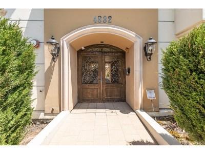 Valley Village Condo/Townhouse For Sale: 4832 Whitsett Avenue #103