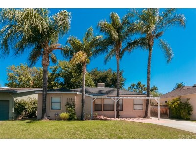 Single Family Home For Sale: 4832 Norwich Avenue
