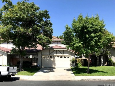 Canyon Country Single Family Home For Sale: 15919 Ada Street